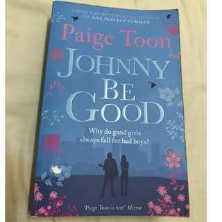 Paige Toon - Johnny Be Good