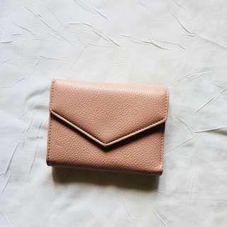 Old Rose Minimalist Wallet