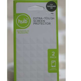 From USA Screen Protector for Samsung S4