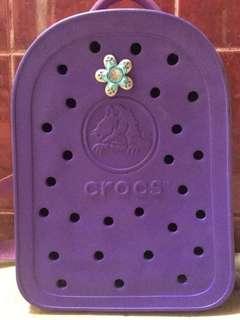 💯Auth crocs bag