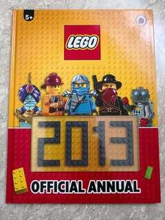 Lego Annual 2013