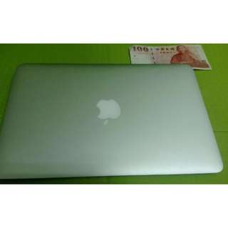Apple MacBook Air 11吋(early 2015),台灣公司貨
