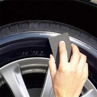 日本 出品 , 輪胎亮黑保護劑 ( 日本製 )