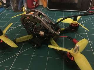GEPRC HGLRC 150mm FPV DRONE