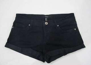 F21 Black Shorts