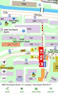 Rental @ Toa Payoh, Approved Unit