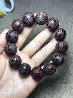 小葉紫檀1.8 六字大明