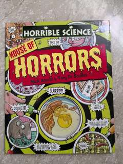 Horrible Science House of Horror
