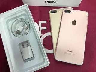 iPhone 7+ 32gb Factory Unlocked