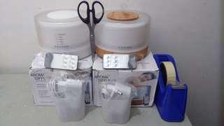Humidifier 500 ml 7Warna Otomatis dengan Remot