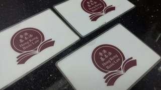 (2013年)-《香港基本法》宣傳年曆卡套(共三個)懷舊