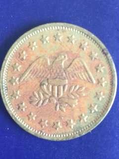 Token ( old coin )
