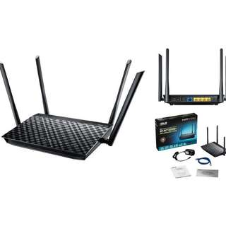 WiFi router NEW RT-AC-1200G+- Never used