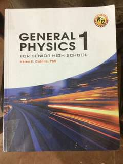 General Physics 1 for SHS By Caintic