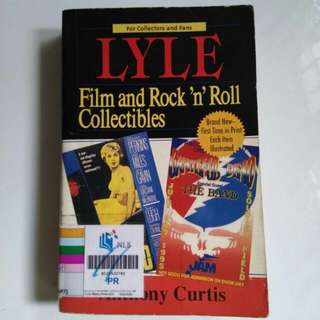 LYLE - Film & Rock N Roll Collectibles - Collectible Book