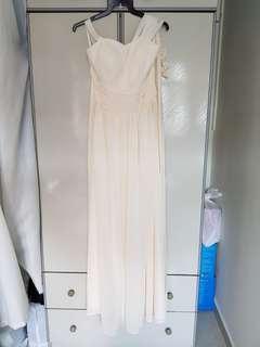 🎀Off White Wedding Dress