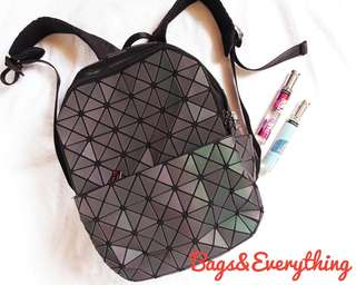 Bag and perfume