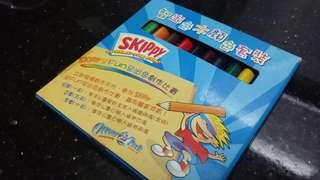 (2006年)-skippy花生醬-至fun至出色創作比賽(木顏色紀念套裝)懷舊