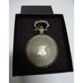 (RA 07)Brand New Pocket Watch With Necklace