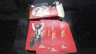 (2009年)-Energizer-勁量小子撲克牌(懷舊