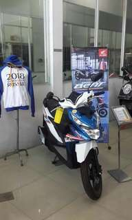Sepeda Motor Honda Terbaru