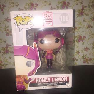 Funko Pop Honey Lemon