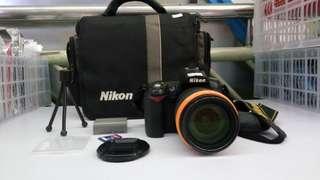 Nikon D90 Camera second hand