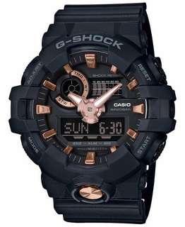 CASIO G-SHOCK GA-710B-1A4 GA-710B-1A9 GA-700 GA-710