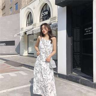 [PO] Evelyn Floral Maxi Dress