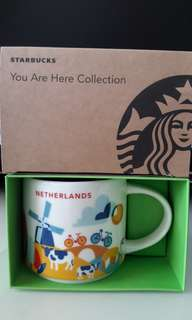Starbucks You Are Here Collection - Netherlands
