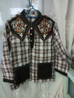 Baju Melayu budak 10 thn
