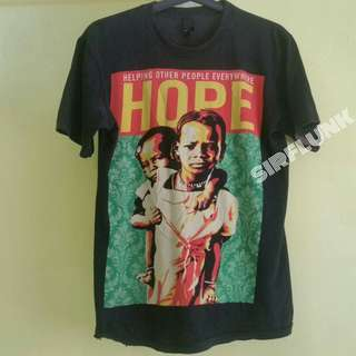 🇺🇸 Obey ™ Hope Tee Vintage Limited Edition