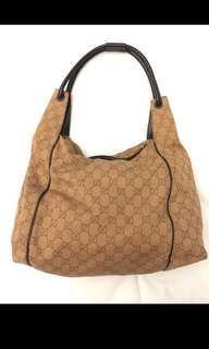 SALE Gucci Bag Monogram Authentic
