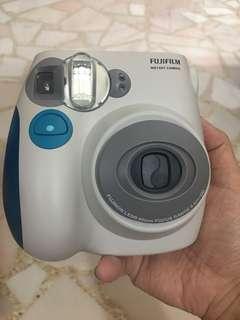 Fujifilm Instax Mini 7S - Grey/ Blue