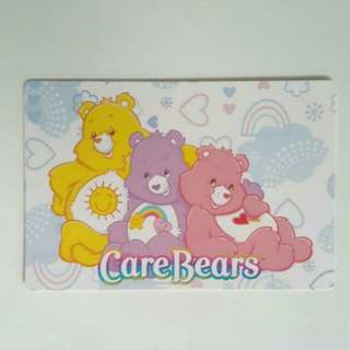#Blessing📬Brand New Authentic Care Bears Postcard / Greeting Card