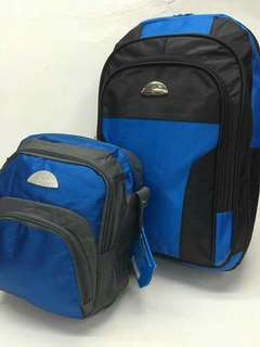 Backpack 2in1 set