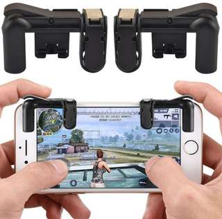 (*** ONLY 3 SETS LEFT) SHOOTING /FOCUSING TRIGGER CONTROLS (RULES OF SURVIVAL/PUBG ETC...)
