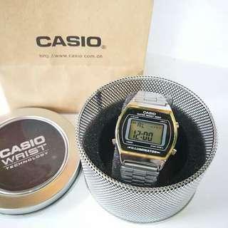 Silver Casio Watch (OEM)