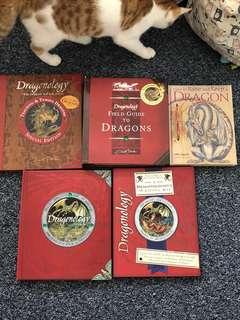 Dragonology books