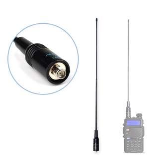 NAGOYA NA-771 Dual Band Walkie Talkie Baofeng Antenna VHF/UHF SMA-Female for Handheld Radio Baofeng UV-5R UV-82 BF-888S