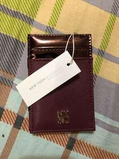 New York & Company Card/Cash Holder