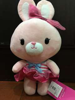 everland bunny stuff toy