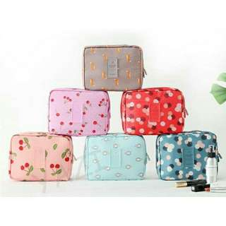 Cosmetic Pouch Travel Wash Foldable