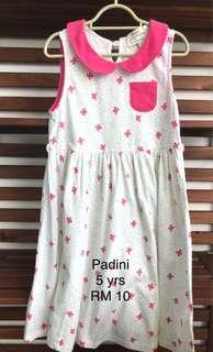 Padini Dress (5yrs)