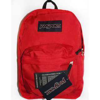 JanSport Bag - Red