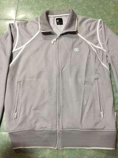 DC Grey Jacket Full Zip