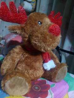 Rudolf Stuffed Toy