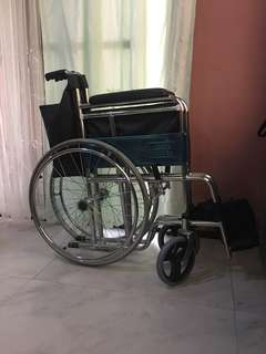 Wheel Chair for adult (indoplas) RESERVED