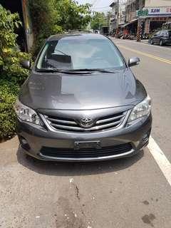 2011年 Toyota Altis