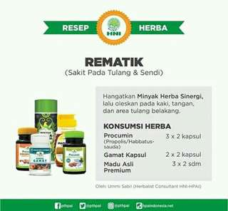 Product herbal